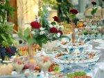 Составление меню для свадебного банкета